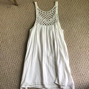 BB Dakota White Dress (never worn)